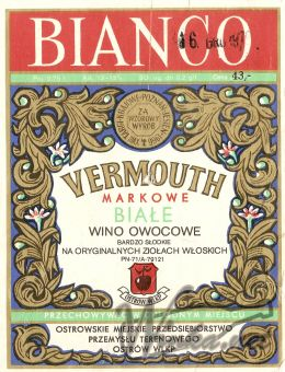 Bianco Vermouth
