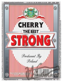 Cherry The Best Strong