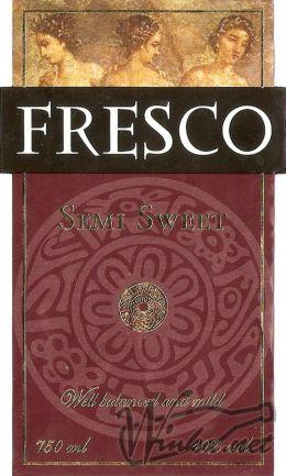 Fresco Czerwone Półsłodkie Ambra Czerwone Półsłodkie Wino